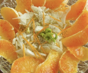 Salad of Fennel and Oranges